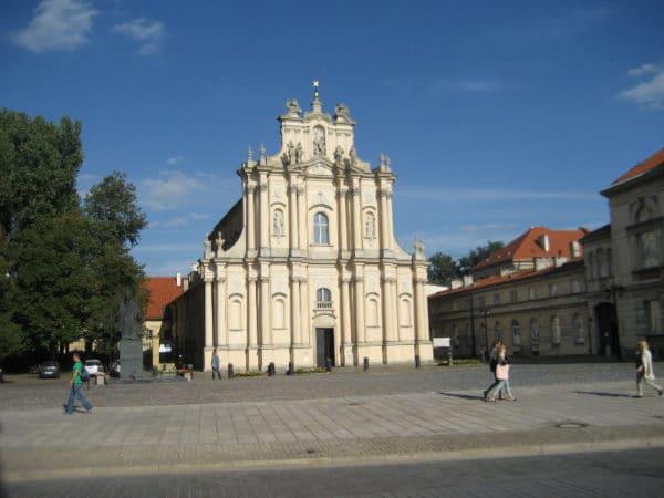 Kościół sióstr Wizytek