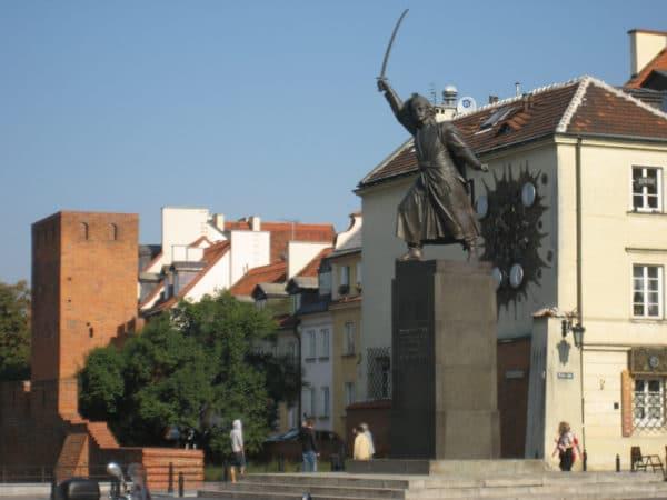 Pomnik Jana Kilińskiego